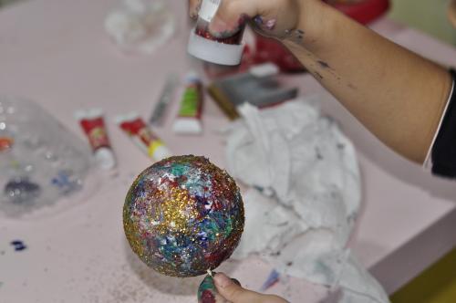 Atelier terapie prin arta